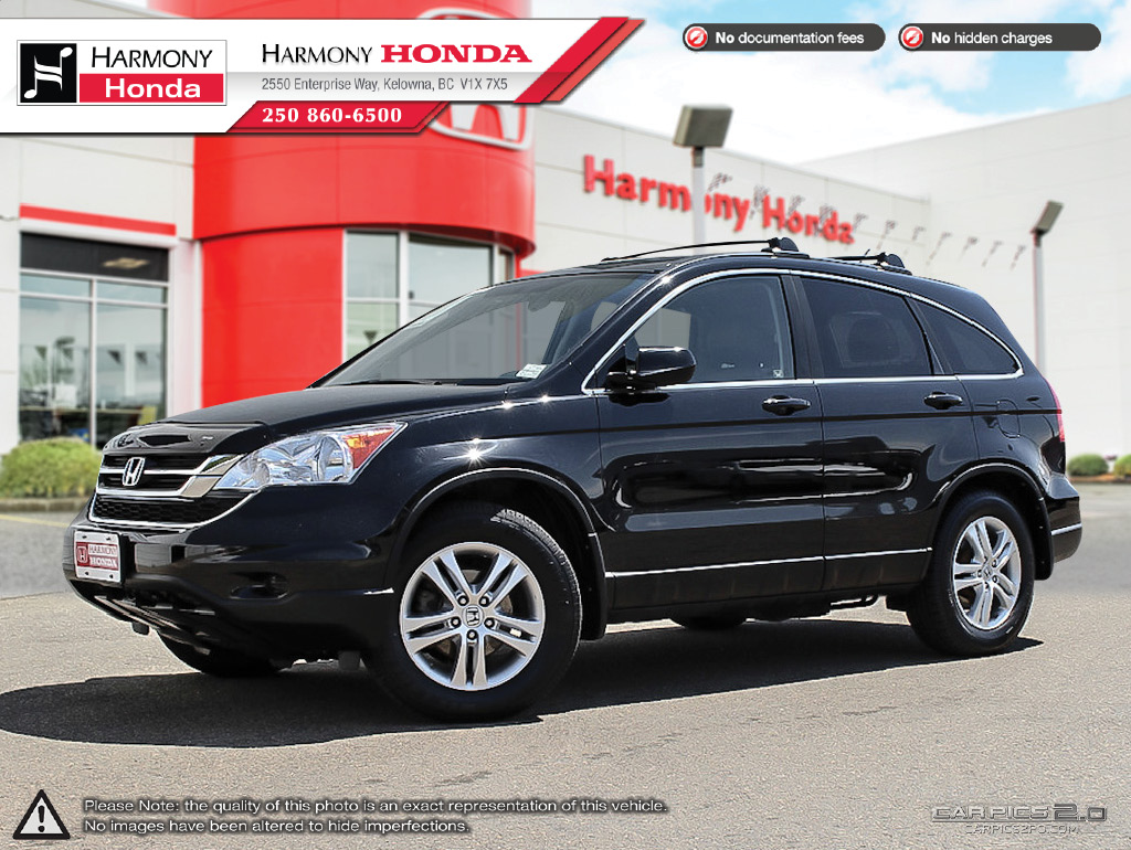 Pre Owned 2011 Honda Cr V Ex L No Accidents Low